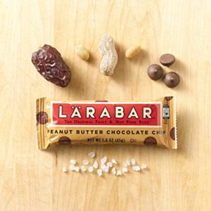 Peanut Butter Chocolate Chip Larabar